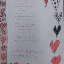 Poesía de Aitana
