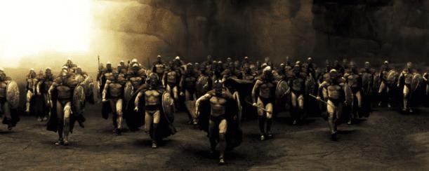 rutina espartana 1