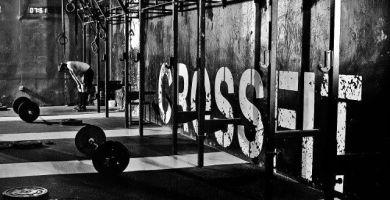 entrenamientos de crossfit
