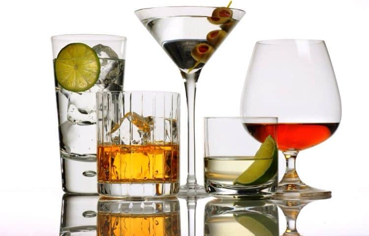 El alcohol te impide crecer.