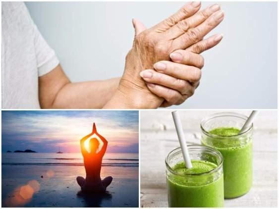 jugo para la artritis