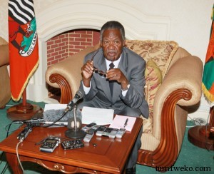 SATA Tells DEC To SUMMON His SON MULENGA, GREGORY CHIFIRE On K1.8 Billion Vehicle ALLEGATIONS