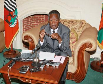 Sata Re-Commits To Promises