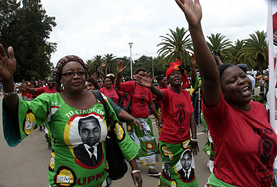 Over 300 UPND Members Defects to PF