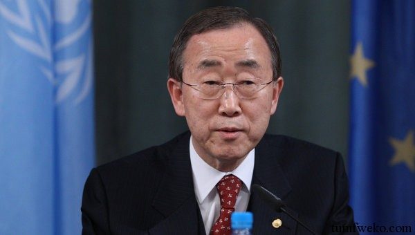 Zambians Reject  UN Secretary General Ban Ki Moona's Call To Recorgnise Homosexuality