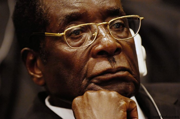 "MUGABE Tells Off Cameron ""To Hell With Gay Rights. I won't even call him a dog because my own dog will complain and say, but what have I done. To Hell With You"""