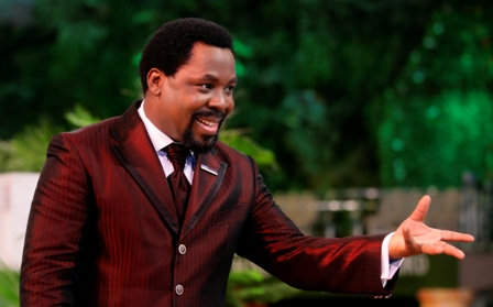 TB JOSHUA Is Welcome To Cameroon!