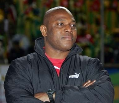 Nigeria's Keshi Happy to Face Zambia