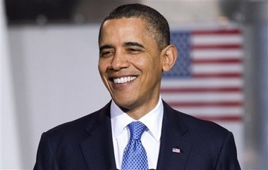 Barack Obama Wins Election For Second Term As President