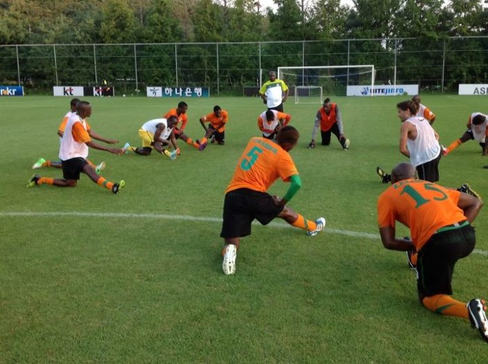 Chipolopolo To Camp In Spain Ahead Of Nigeria Clash