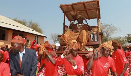 Chief Putas Induna Sends Kambwili Away, Stop Him From Attending Bwilile Ceremony On Ministers' Instructions