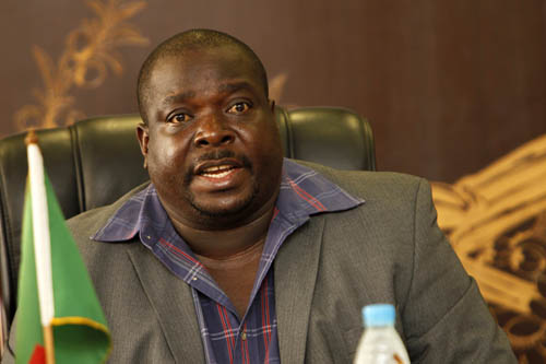 Kambwili: PF Is Staging Defections