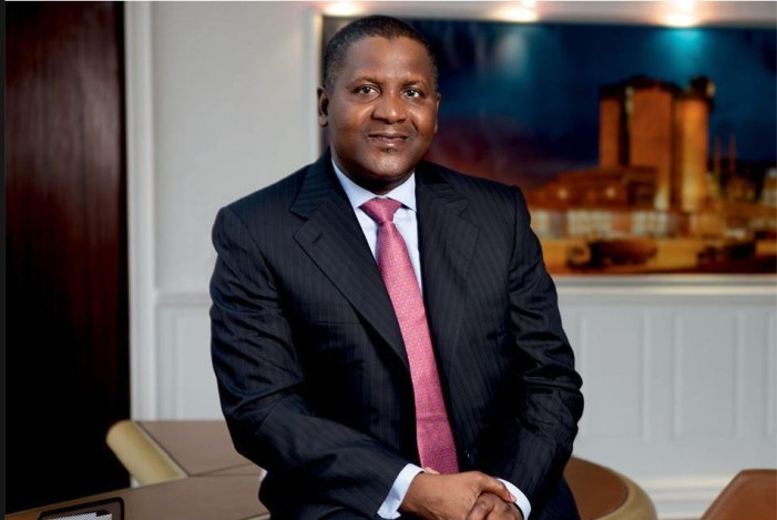 DANGOTE Denies Corruption And Bribery Claims Made By Shamenda