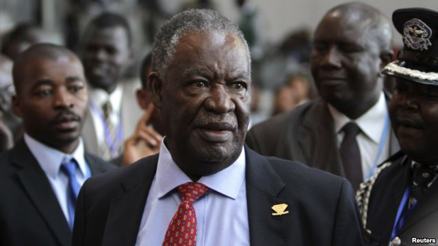 President Sata Treated by US Doctors in New York