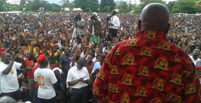 It's Wrong For Munkombwe To Encourage Tribal Politics -RB