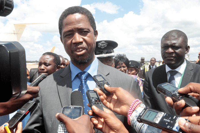 Kampamba: Lungu Had a Life, He Wasn't a Poor Man Before Going To State House