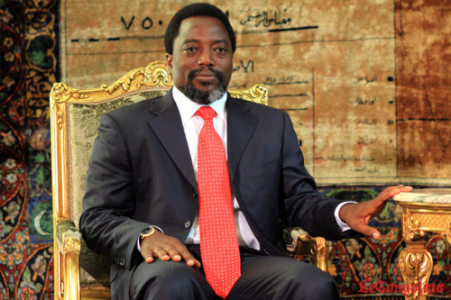 Pres. Kabila Plans To Delay DRC Election to June 2019; The Third Time His Term Expired