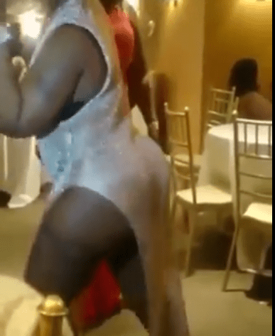 Photo: Look At How This Zambian Lady Wore At Wedding