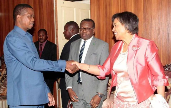 COMMONWEALTH Commends Lungu On Rights Of Women & Girls