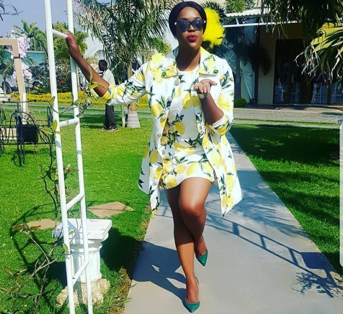 Mampi Is The Most Popular Female Celebrity In Zambia- Statistics
