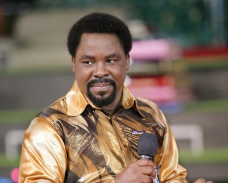 T.B Joshua: Christianity Needs A Human Face