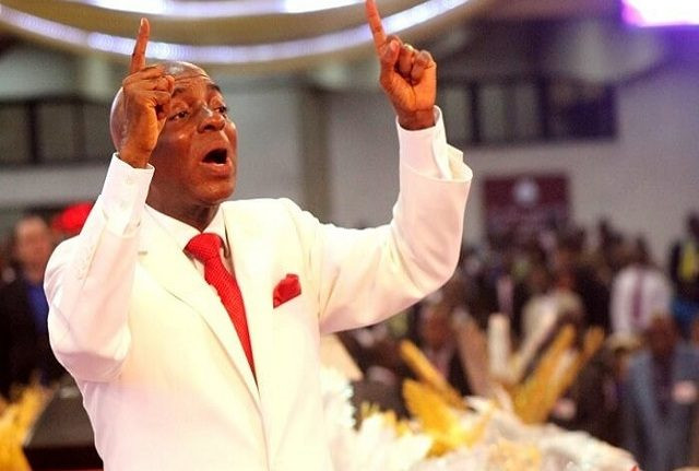 Twitter Users React As Bishop Oyedepo Dismisses His Church's Senior Officials For Looting The Treasury