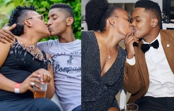 'It's over' – 'Pantless dancer' Zodwa Wabantu breaks up with her toyboy a year after she sent the previous one packing despite engaging him
