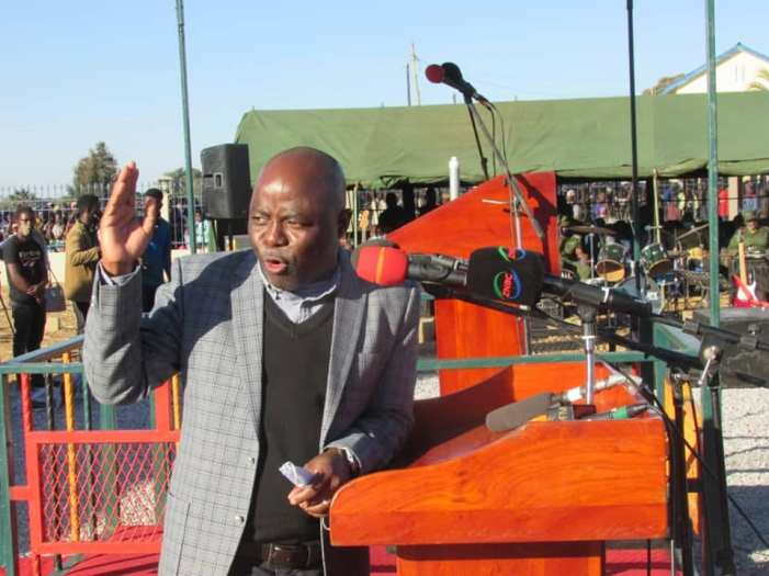 It's Shameful That Some People Can't Appreciate Lungu's Works In Southern Province – Kampyongo