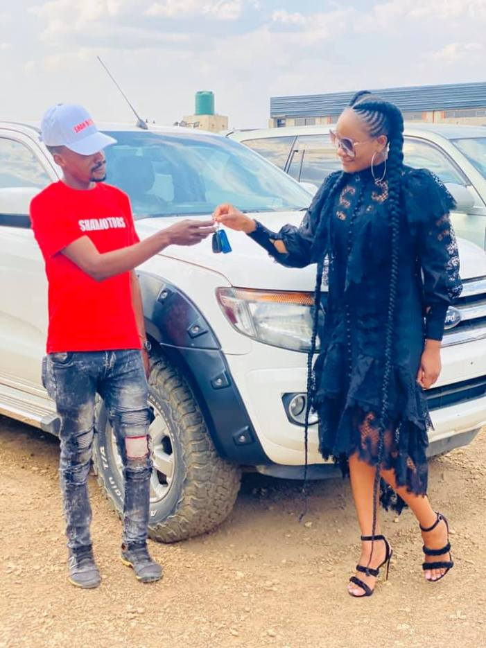 Mutale Mwanza Tells Off Her Blessers, 'Even If you Buy Me Another Range Rover I will Still EXPOSE You!'