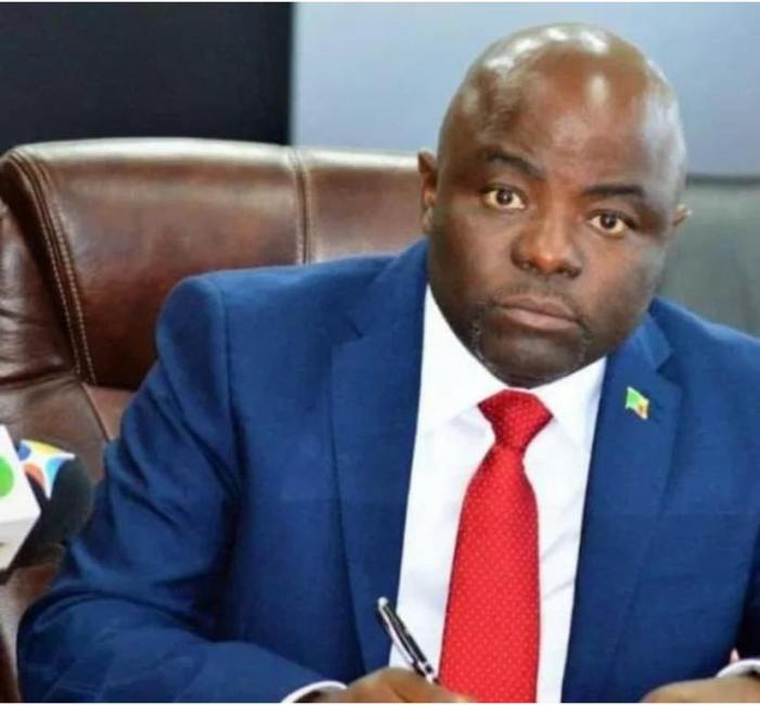 Home Affairs Minister Hon Stephen Kampyongo has tested positive for COVID 19.