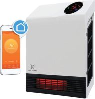 Infra red electric heater