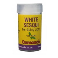 Old hand white sesqui tablets