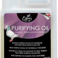 Carrs purifying oil