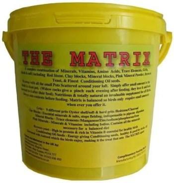 The Matrix Gem