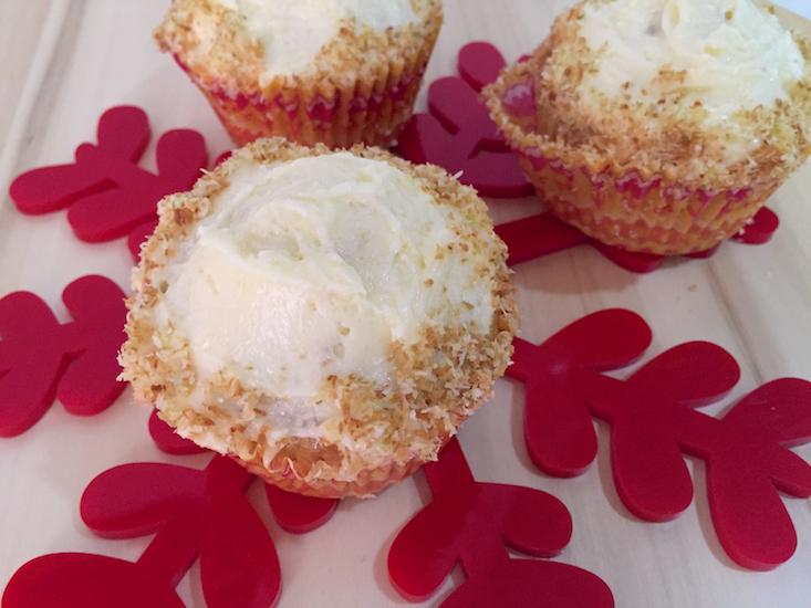 coconut cupcakes 1