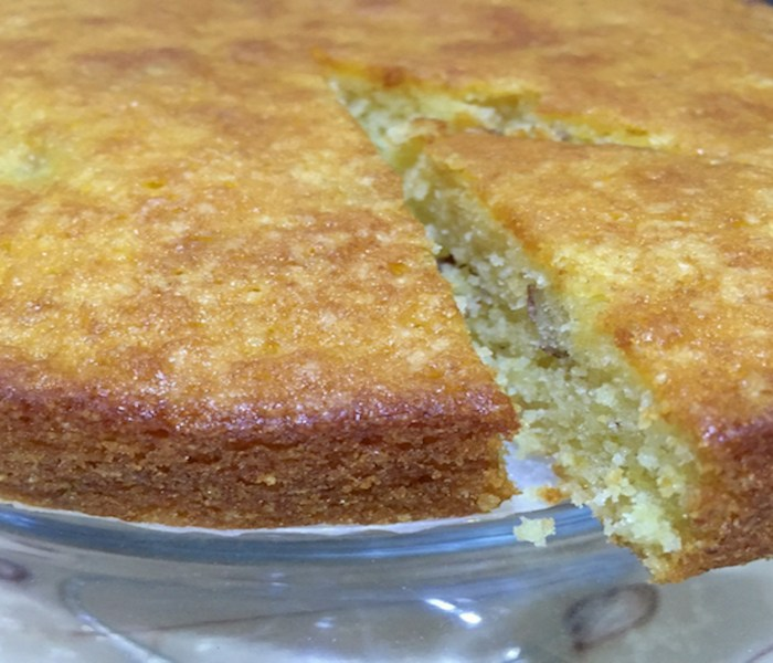Sooji Butter Cake