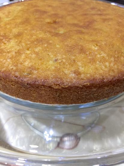 sooji butter cake 2