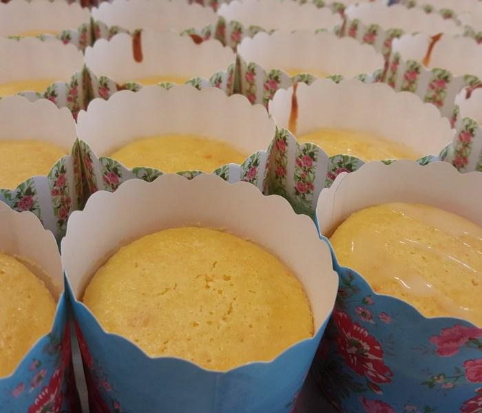 Whole Orange Cupcakes