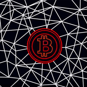 Infographic Cryptocurrency and Bitcoins
