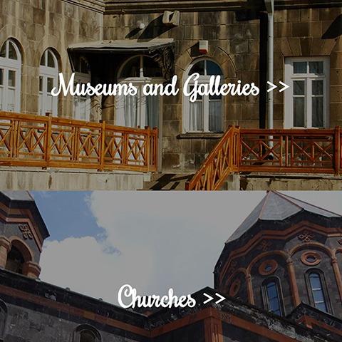 Visit Gyumri Website