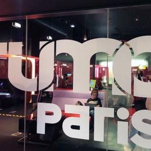 Թումո Փարիզի պաշտոնական բացումը