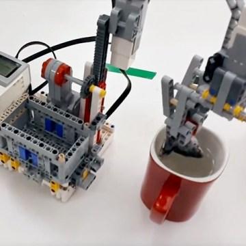 Tea Making Robot