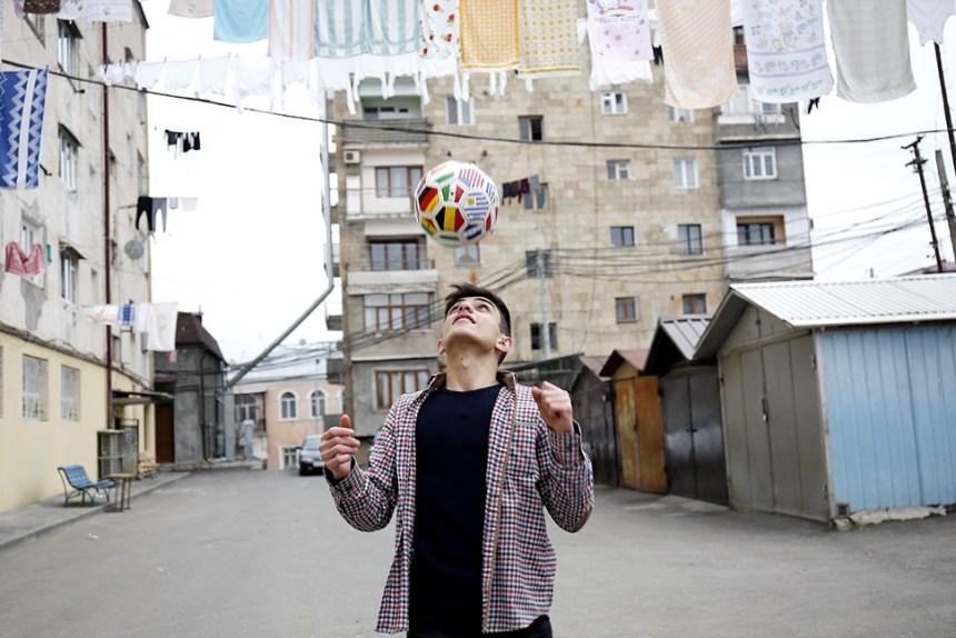 Yuri Mkrtumyan: Lover of Soccer and IT