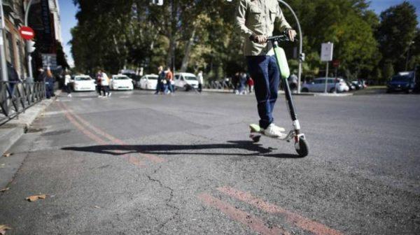 cadiz uso de patinetes electricos