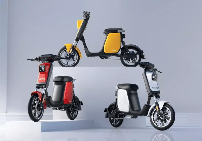 moto eléctrica Xiaomi