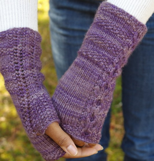 Curiouser Mitts by Barbara Benson