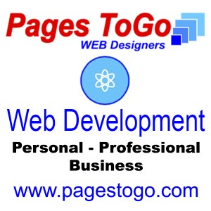 PagesToGo ADvert 600×600