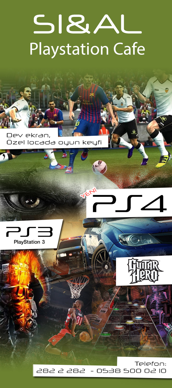 Eryaman PlayStation