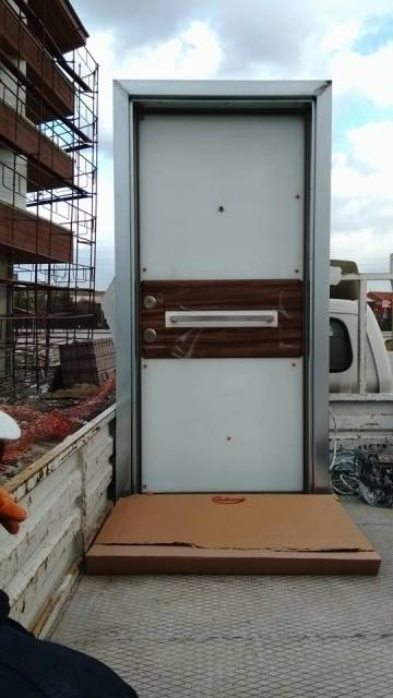 Bağlıca Çelik Kapı