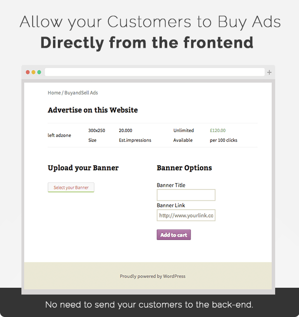 Pro Ads Buy and Sell – Woocommerce 4